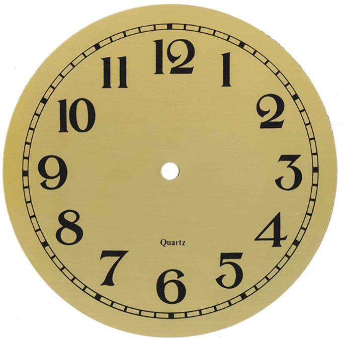 Mostradores Para Relógios