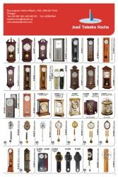 Relógios de Parede e Despertadores